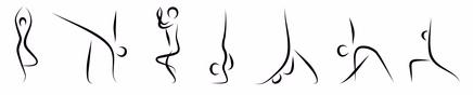 Postures de Yoga Studio Mikina